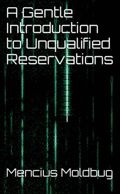 A Gentile Introcutions to Unqualified Reservations